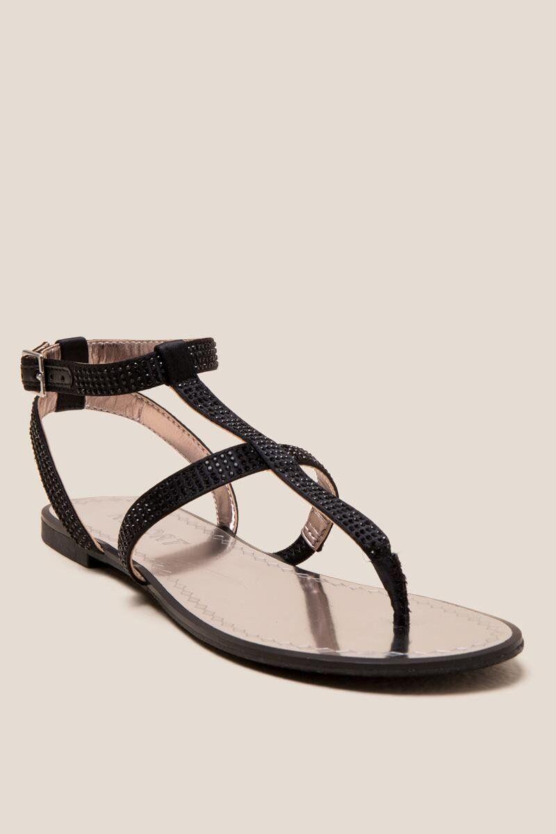 ca469a7a7e66 Report Giselle Gemstone T-Strap Sandal