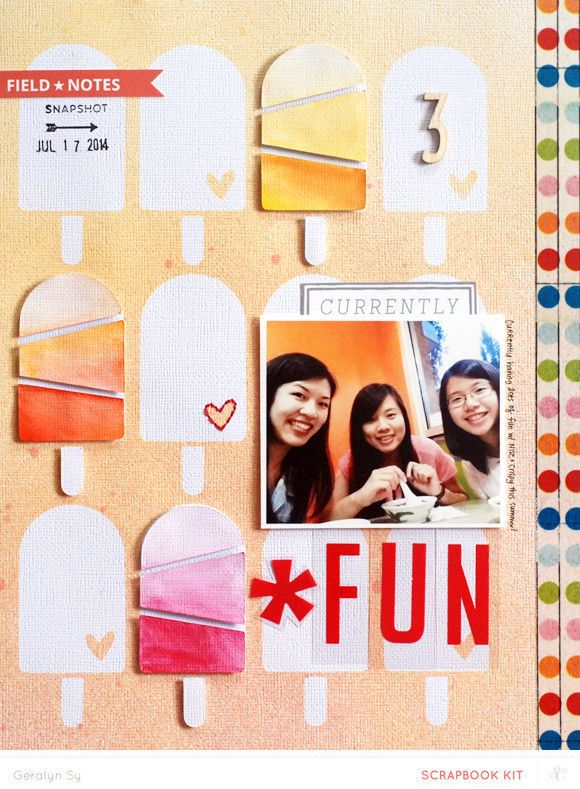 Fun *Main Kit Only* by qingmei at @studio_calico - misted background