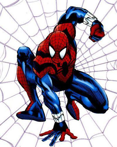 Spider-Man (Ben Reilly) - My favorite Spiderman costume!  sc 1 st  Pinterest & Ben Reilly (Earth-616) | Pinterest | Spiderman costume Spiderman ...