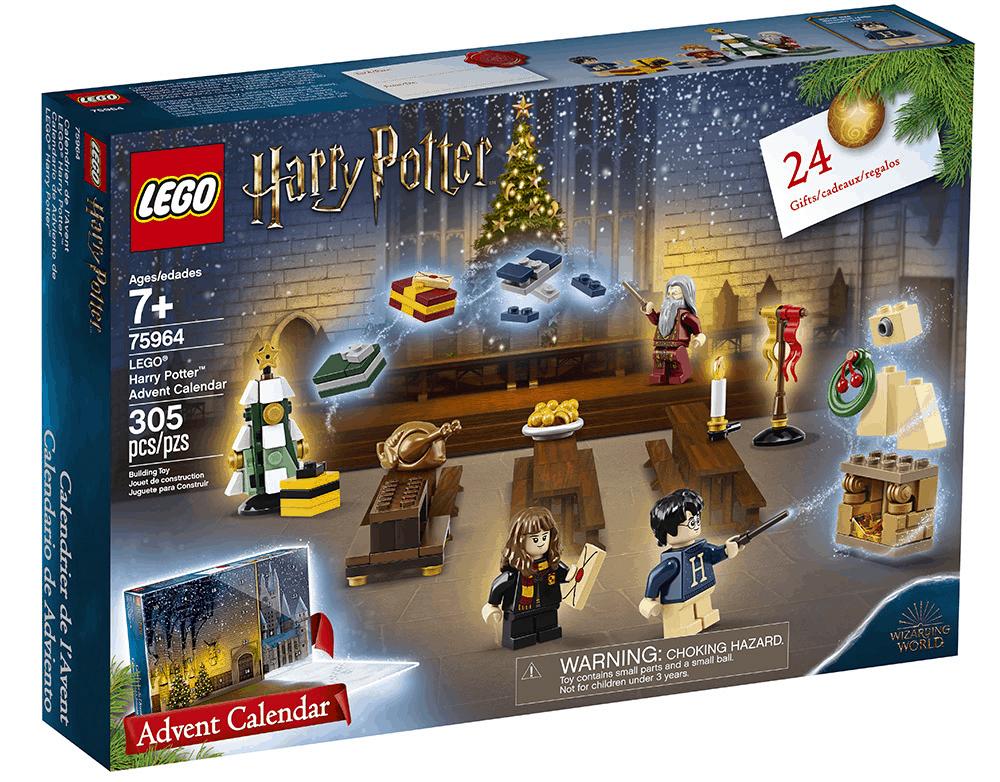 Lego Harry Potter 2019 Advent Calendars Announced Spoilers Hello Subscription Harry Potter Advent Calendar Harry Potter Christmas Harry Potter Lego Sets