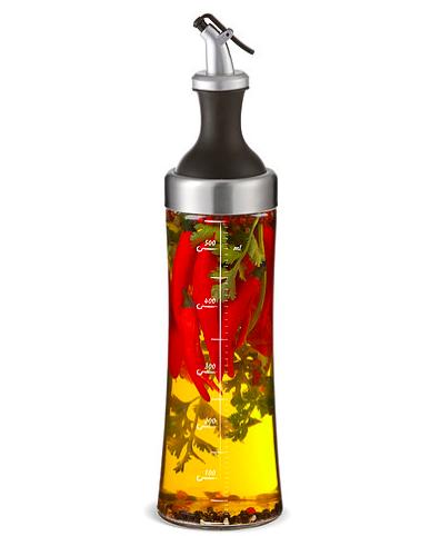 Herb Infusion Bottle Cuisinox Com Infuser Bottle Bottle Oil And Vinegar Dispensers