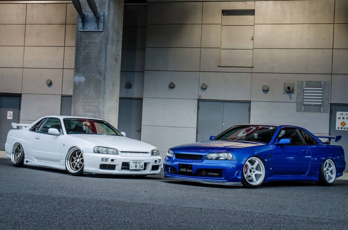 Nissan skyline r34 gt r paradigm auto detailing - Find This Pin And More On Skyline