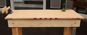Whether you're a weekend woodworker, DIY handyman or savvy gardener, a workbench is crucial to getting the job done. Frank Di Leo has a simple step-by-step plan to help you build your own! Tools Drill with #2 Robertson bits Wrench...