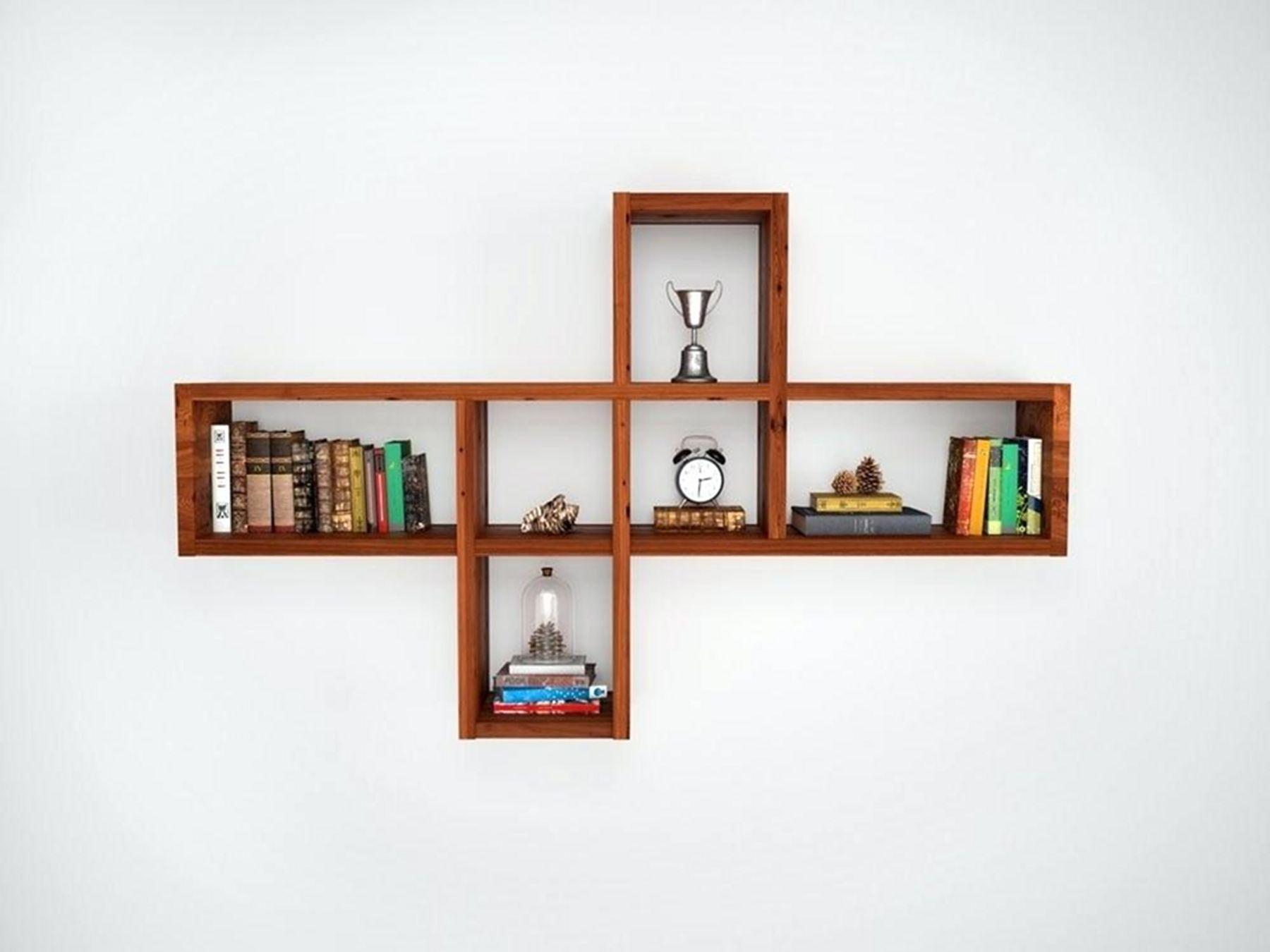Cool Wall Shelf Design Ideas Roomy Wall Shelves Design Wooden