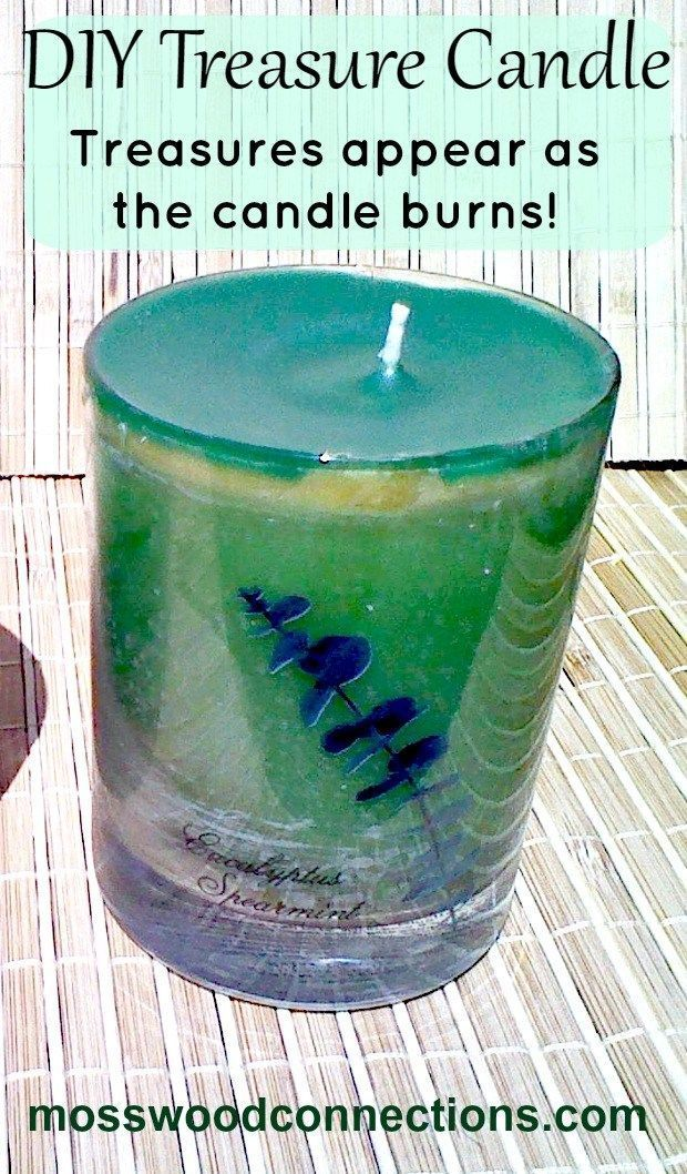 DIY Treasure Candle Diy candles, Candle making business