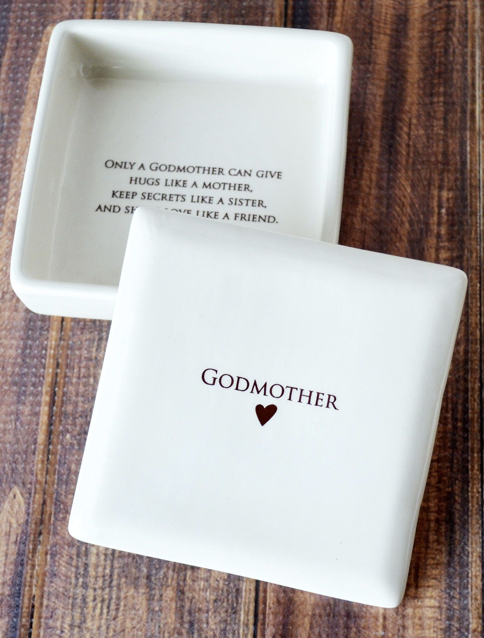Godmother Gift Godmother Gift Idea Godmother Present