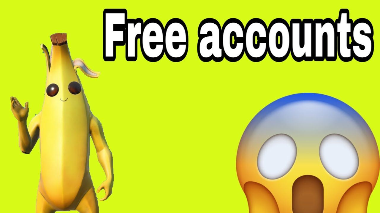 Apply Free Fortnite Accounts Generator