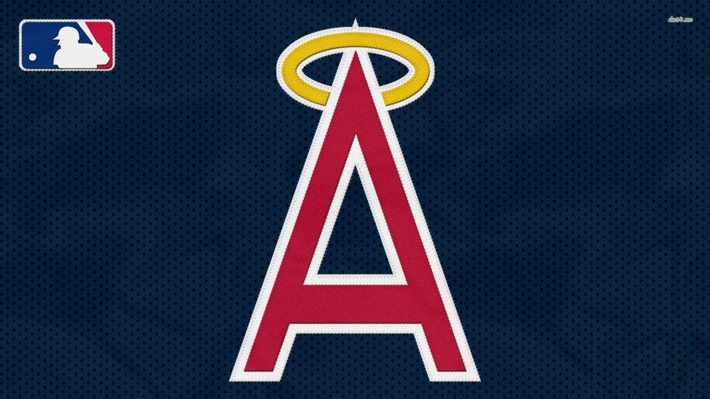 Retro Angels Wallpaper - Los Angeles Angels