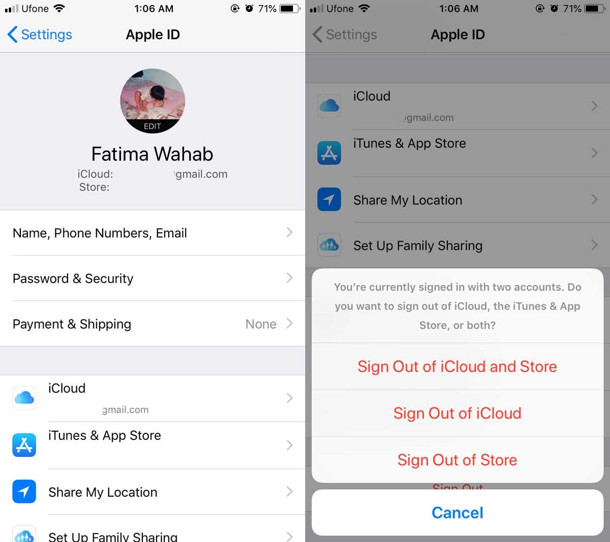 How to disable Instant Hotspot on iOS Hot spot, Find my