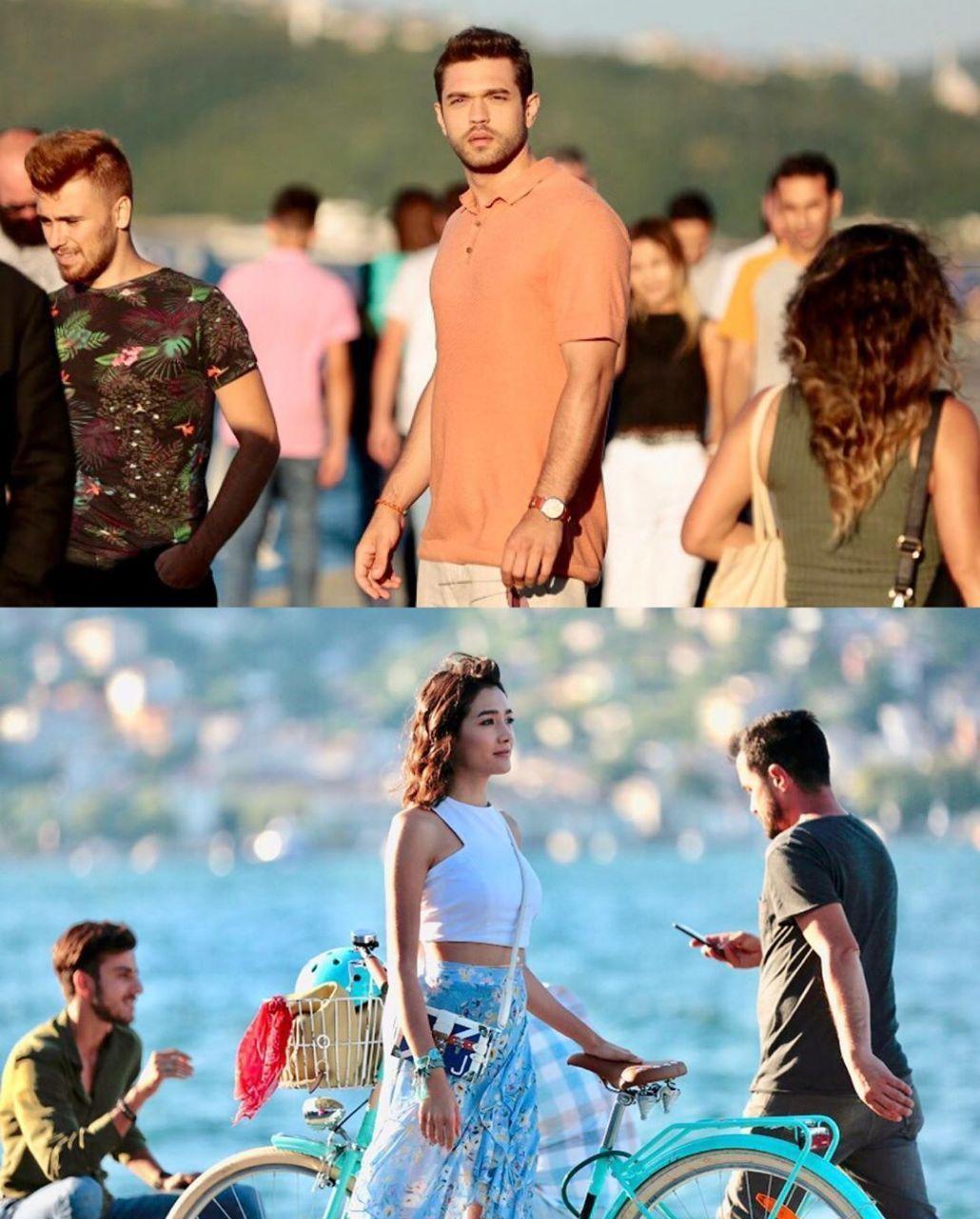 Pin By On Her Yerde Sen Actors Turkish Film Best Series