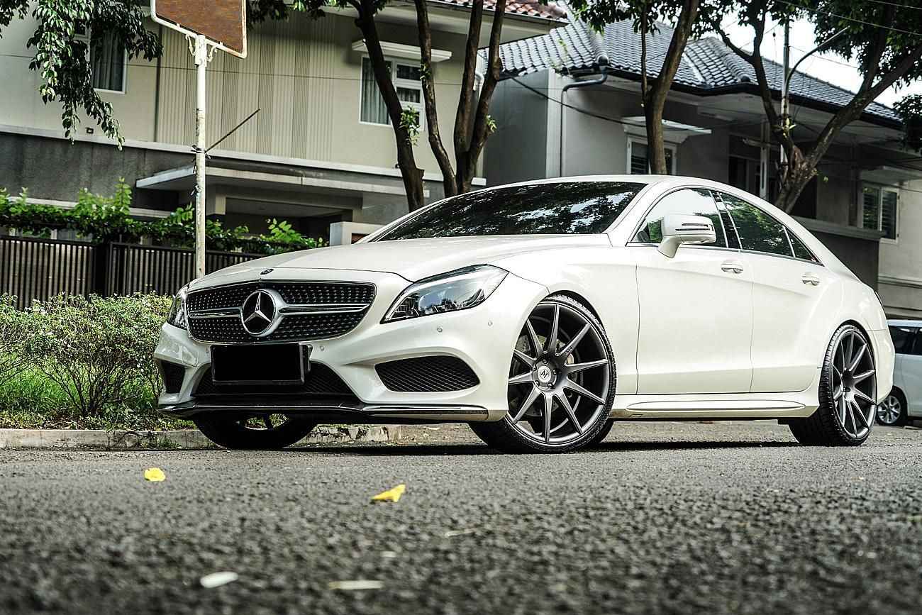Mercedes Benz Cls400 Amg W218 Zito Wheels With Images