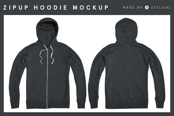 Zipup Hoodie Mockup Hoodie Mockup Hoodies Zip Up Hoodies