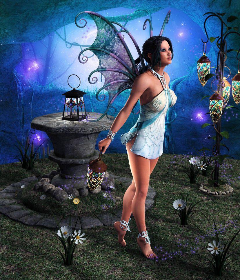 Картинки с феями аватары