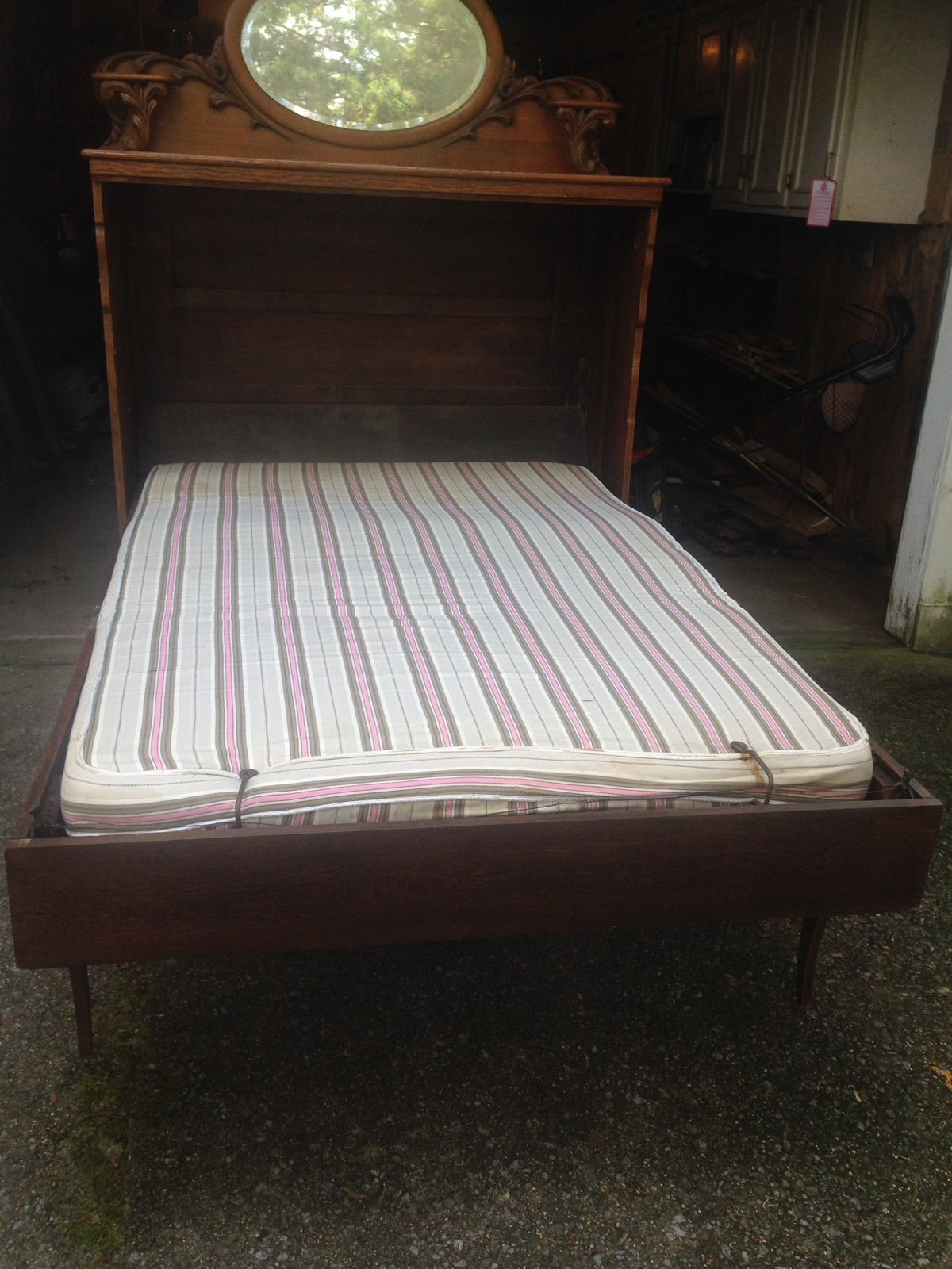 Antique Murphy Bed | Antiques, Furniture, Beds & Bedroom Sets | eBay! - Antique Murphy Bed Antiques, Furniture, Beds & Bedroom Sets EBay