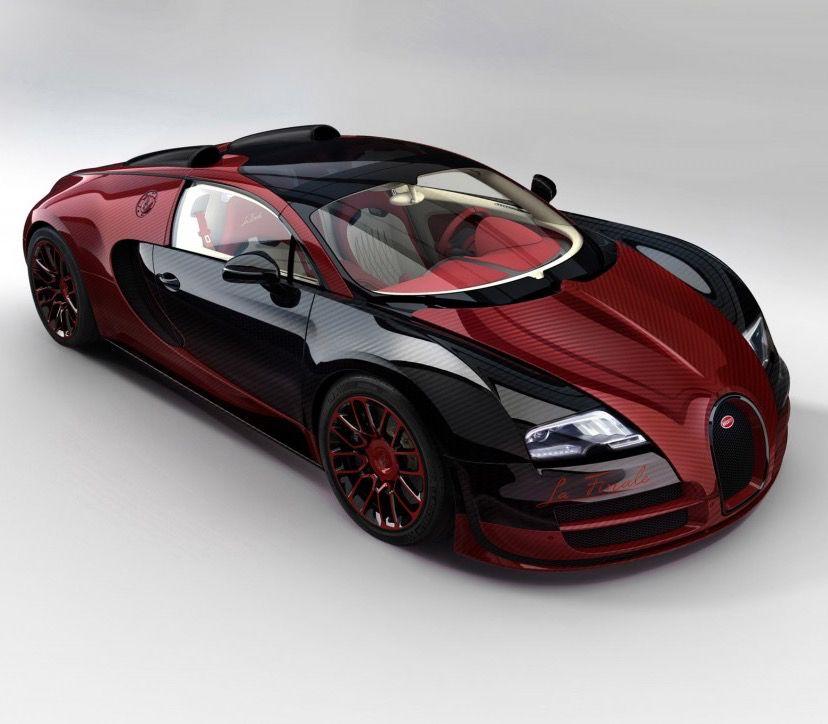 2016 Geneva Motor Show Bugatti Chiron First Look: Bugatti Veyron Grand Sport Vitesse La Finale