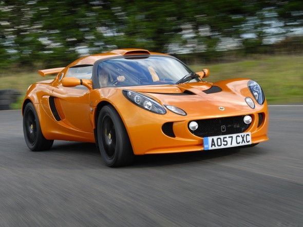 Lotus Exige S 240 2008 Was Made Though Hardly Struggling Within The