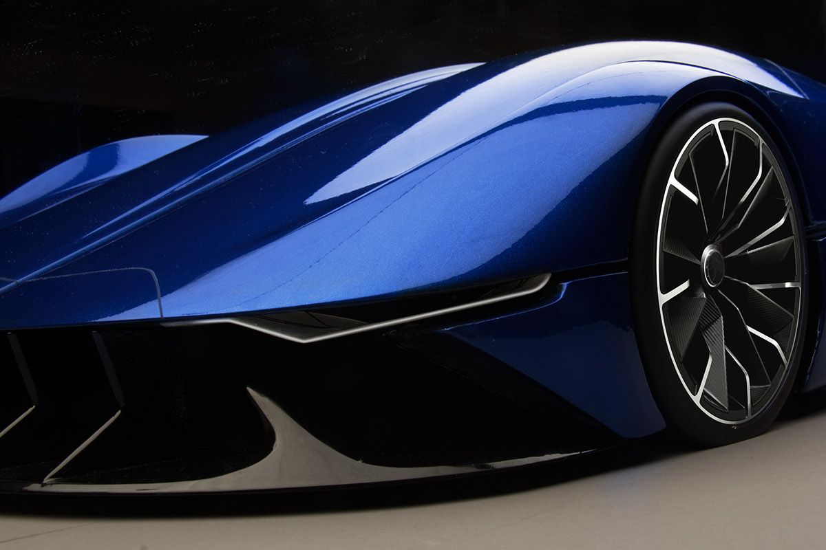 2025 Maserati Halo Electric Hybrid Hypercar Conceptthe Maserati 975 Is A Concept Based On Its Heritage And Defines Maser Maserati Concept Car Design Super Cars