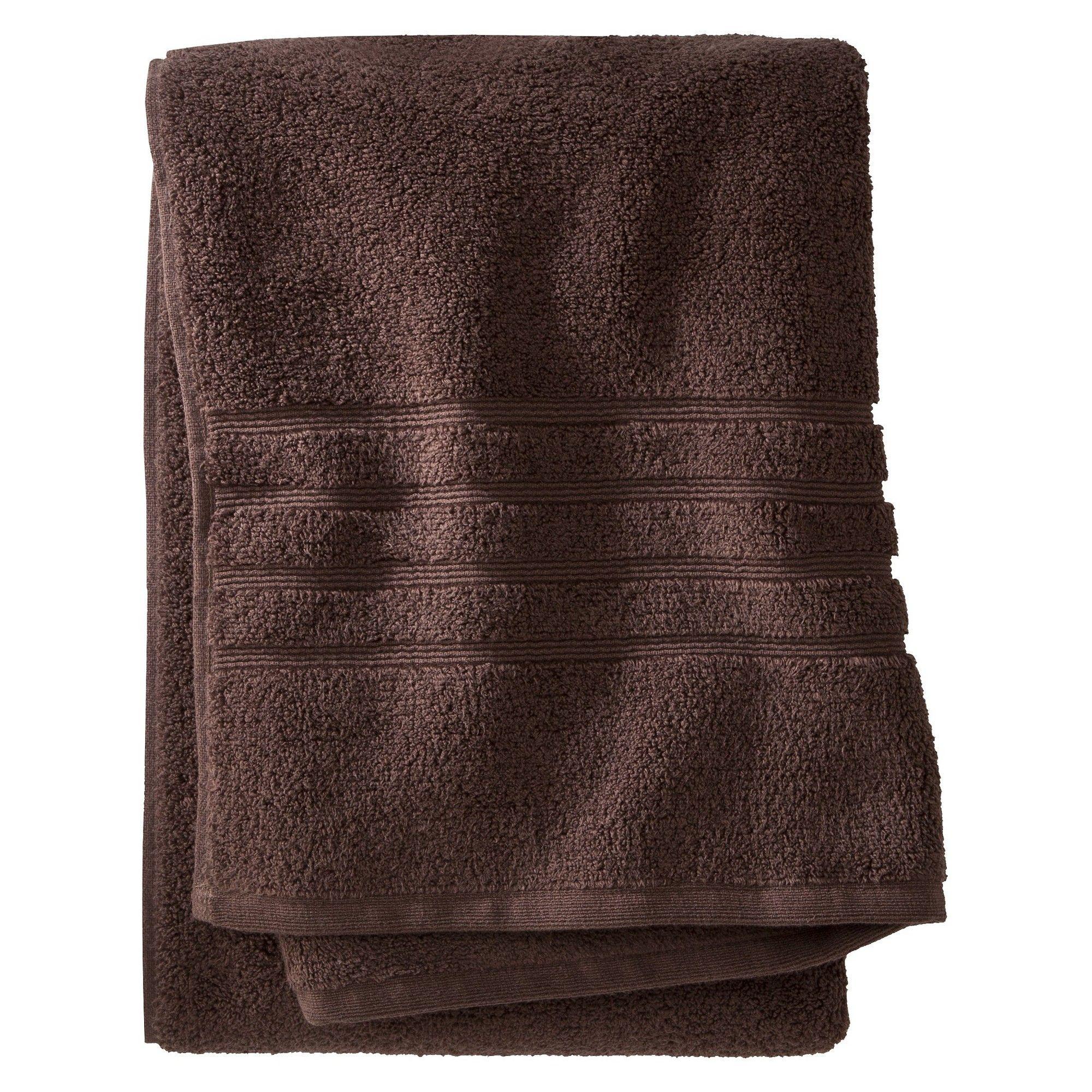 Bath Sheets Target Luxury Bath Towel Morel Brown  Fieldcrest  Luxury Bath Towels And