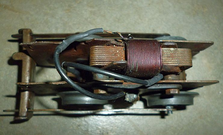 wire a marx motor without a reverse unit tinplate trainswire a marx motor without a reverse unit