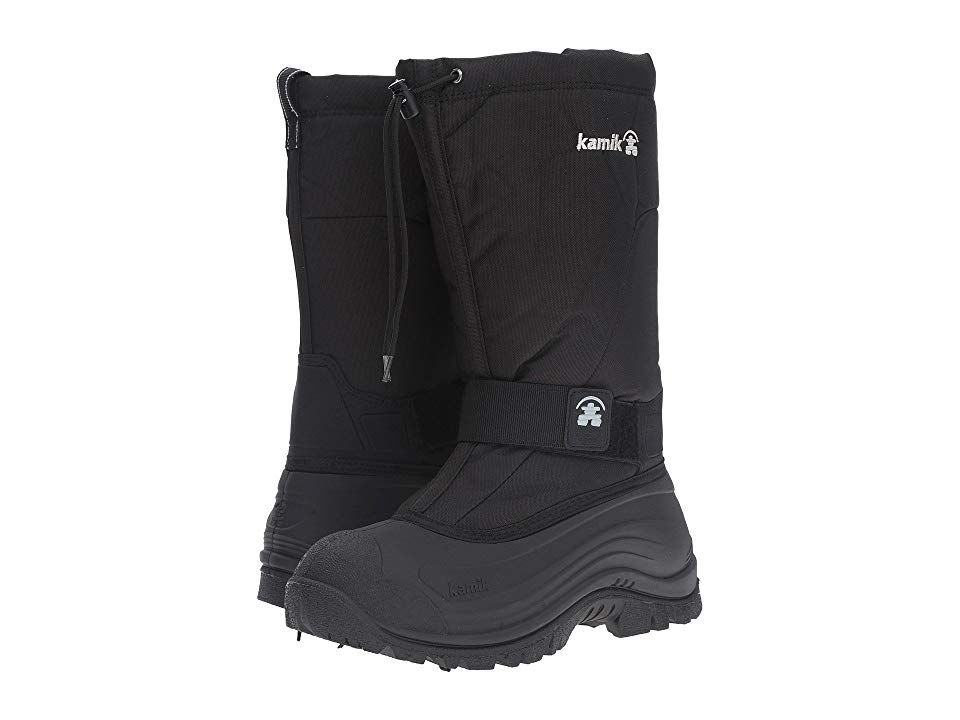 d3a71567c97 Kamik Greenbay 4 Men's Cold Weather Boots Black | Products | Boots ...