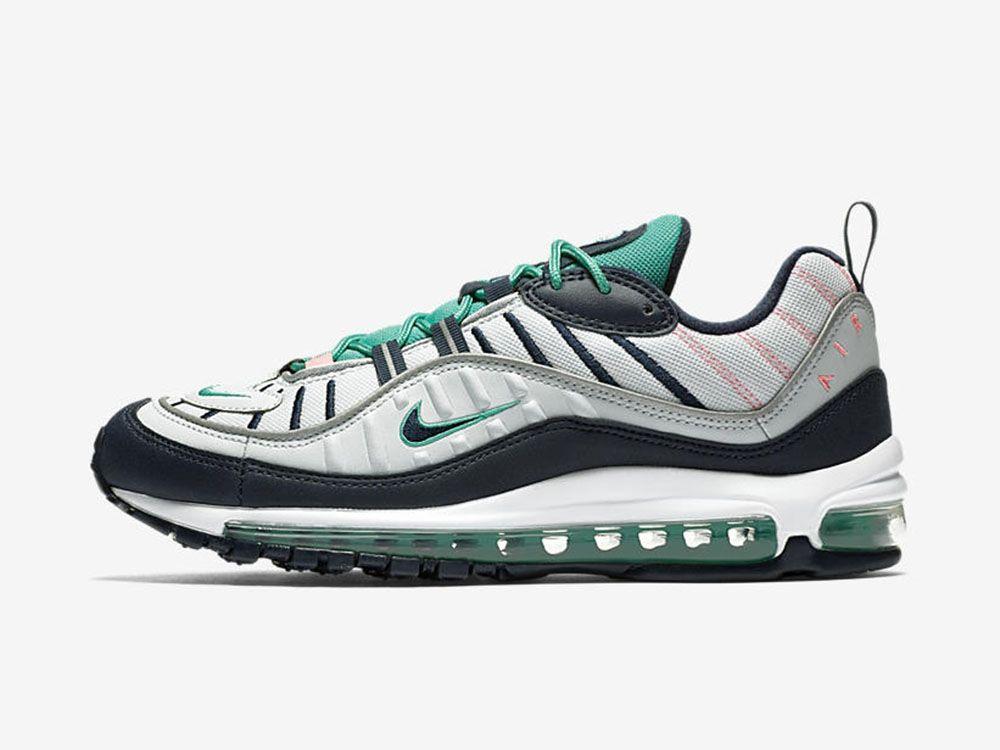 """purchase cheap 4b4a4 ef019 Tak będą wyglądały nowe Nike Air Max 98 w wersji """"Kinetic Green"""""""