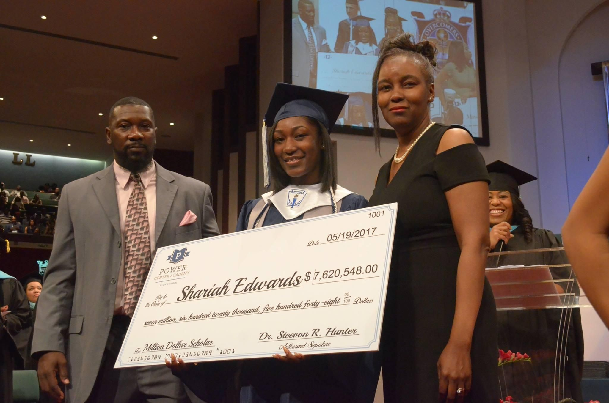 High school senior accepted to 147 colleges, offered over