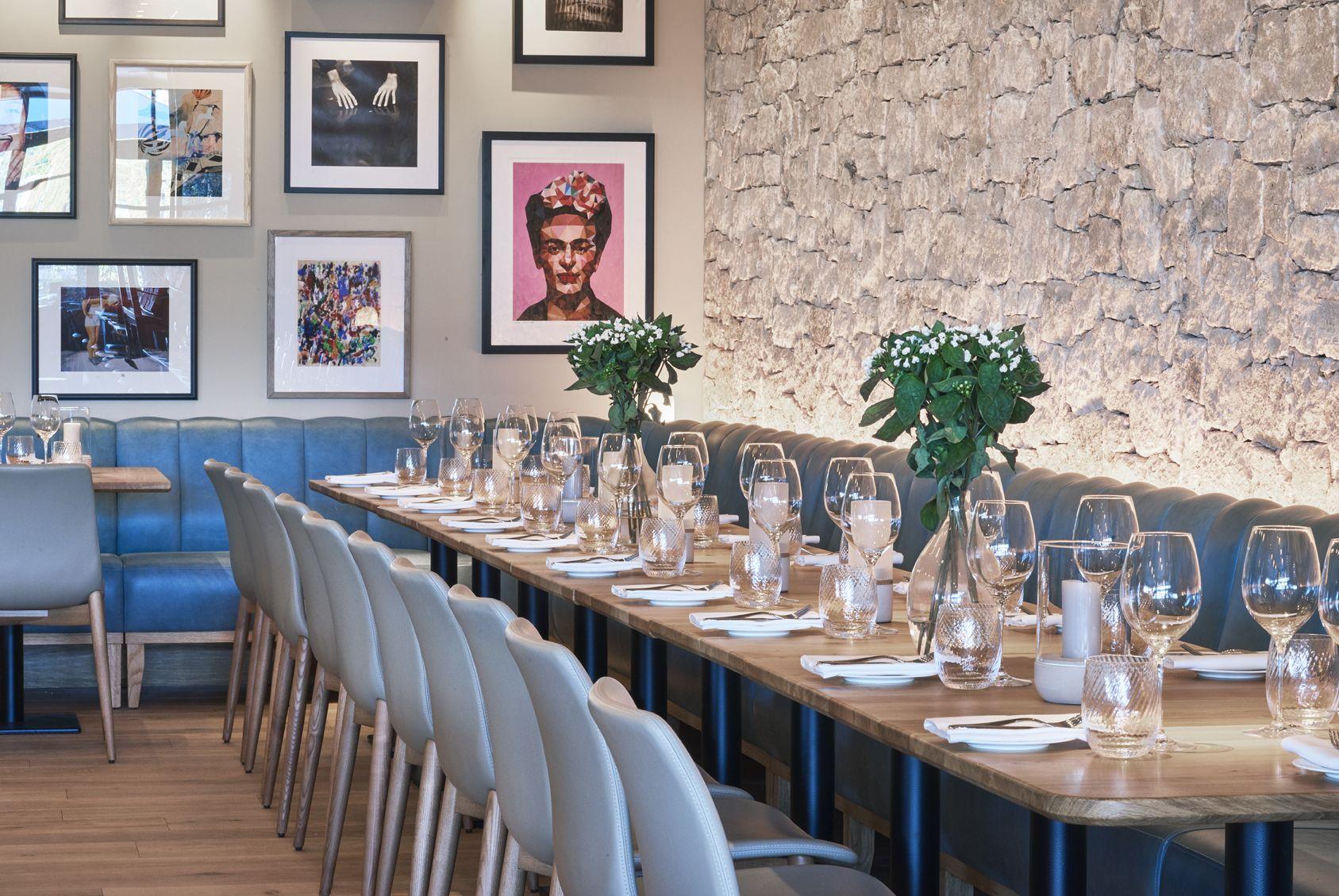 Fiume Restaurant At Circus West Circus West Village Pinterest  # Saverio Muebles
