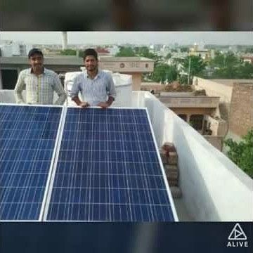 I Have A Feeling Youll Like This One Go Solar And Get Subsidy Of Rs 20000 Per Kw Or 30 Of Project Ongrid Plants In Hary Solar Solar Panels Roof Solar Panel