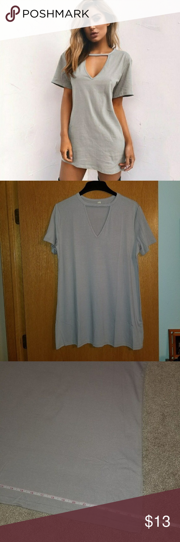 Oversized t shirt dress customer support and delivery