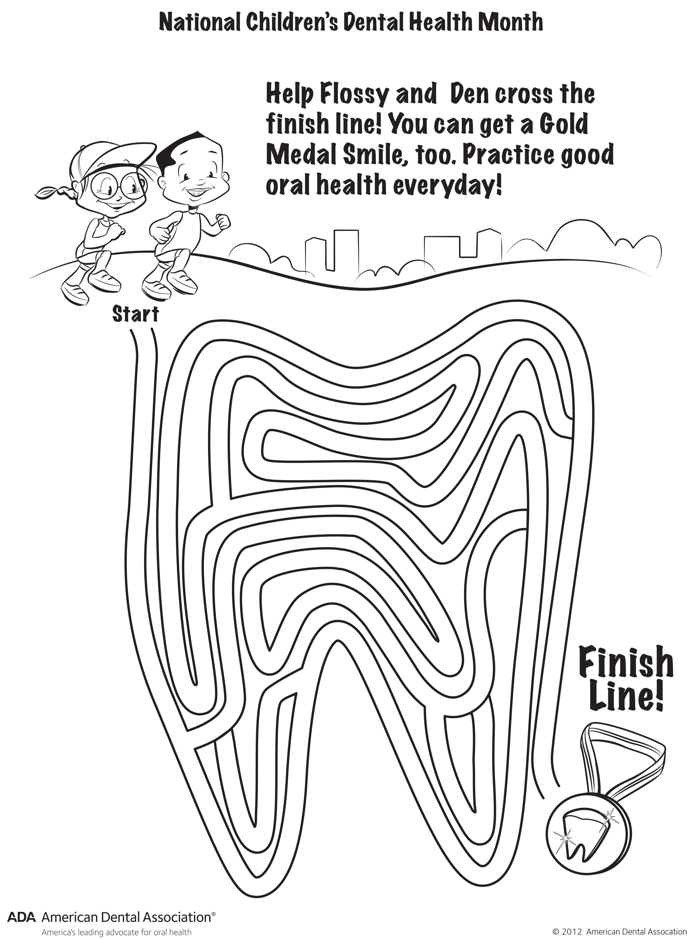 Practice Good Oral Health Every Day