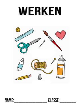 Werken Deckblatt In 2020 Deckblatt Schule Deckblatt Deckblatt Vorlage