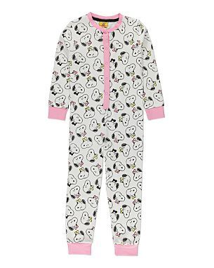 hottest sale special discount meticulous dyeing processes Snoopy Onesie | Girls | George at ASDA | SNOOPY