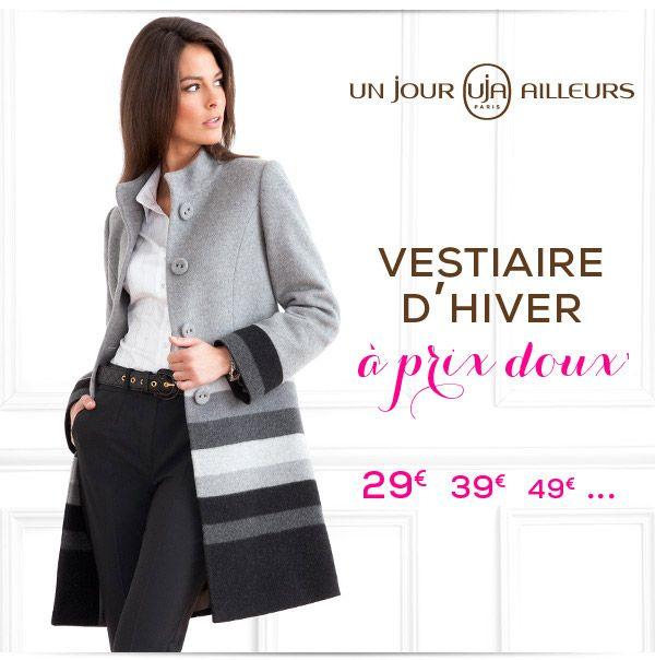 Pour sortir de l'hiver sans coup de froid ! http://www.unjourailleurs.com #mode #femme