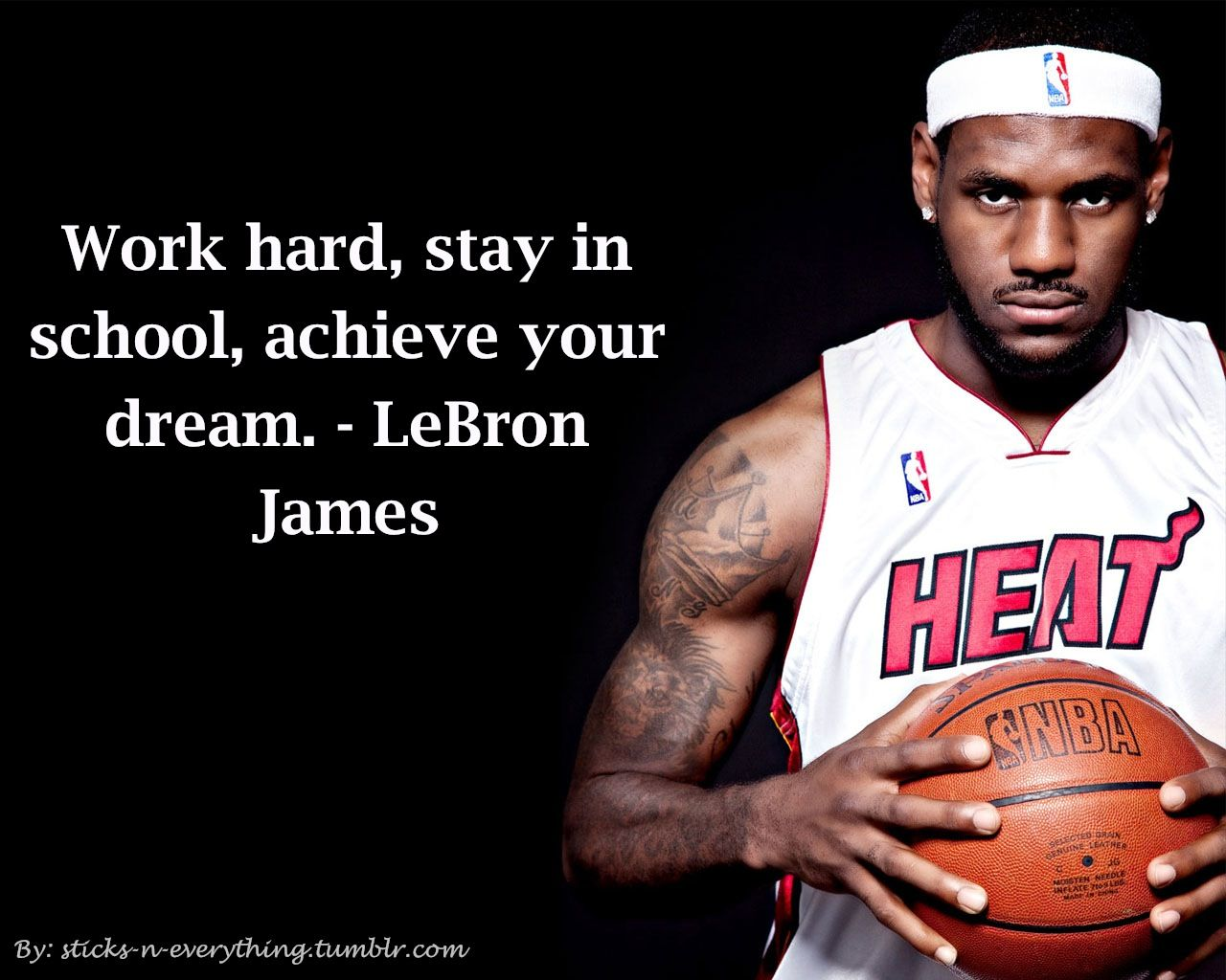 LeBron James Basketball Quotes (With images) Lebron