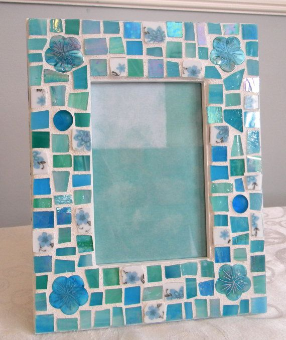 mosaic frame treemarie gl studio - Mosaic Picture Frames