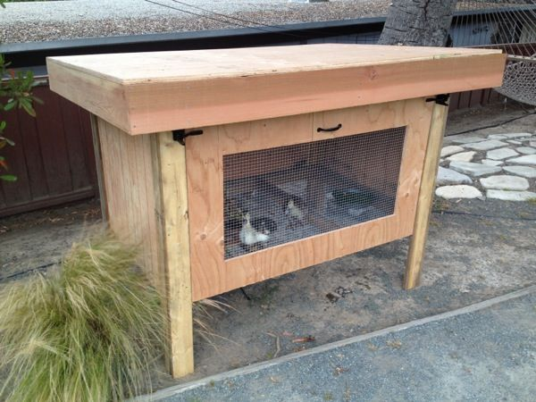 diy: how to build a duck coop or duck house @tami chad mosley