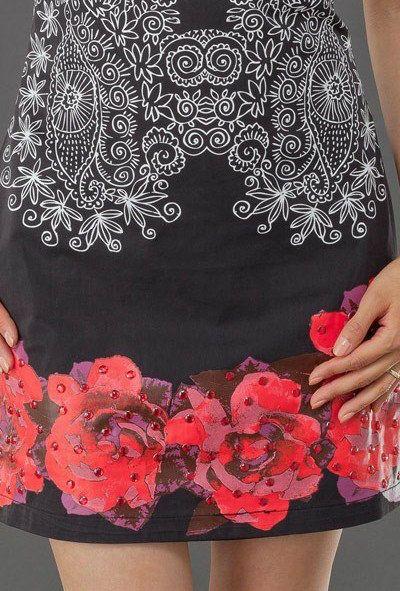 6aee1e4924 új Desigual ujjatlan alkalmi női ruha XS,M,L,XL, - Vatera.hu ...