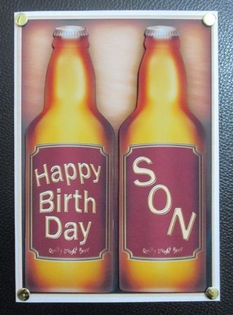 Raise A Glass To Your Friends And Family On Their Birthdays This
