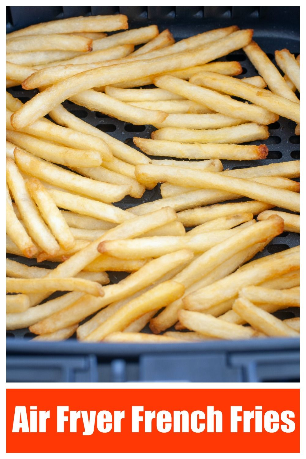 Air Fryer French Fries in 2020 Frozen french fries, Air