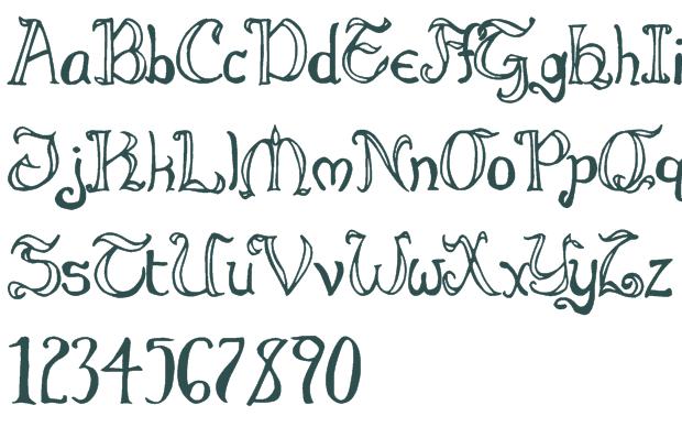 Cute Bubble Fonts | Cute Bubble Letters Font Download font ...