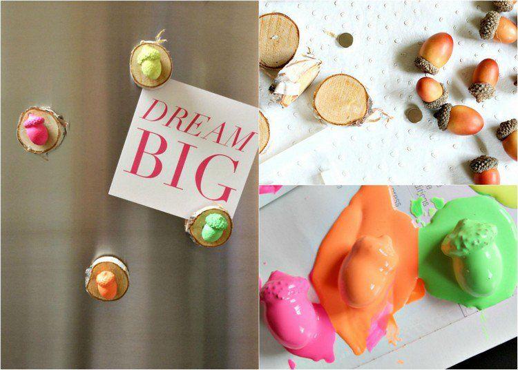 Bricolage maison facile en 60 idées de décoration automnale - bricolage a la maison