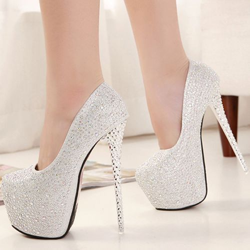zapatos damas con tacos altos