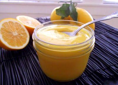 Homemade Meyer Lemon Curd