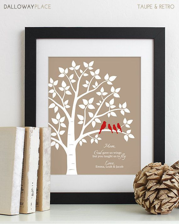 Mother of the Bride Gift for Mom Gift Thank You by DallowayPlace ...
