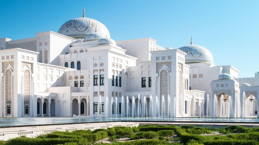 Lavish UAE palace revealed for first time | 世界 | Palace