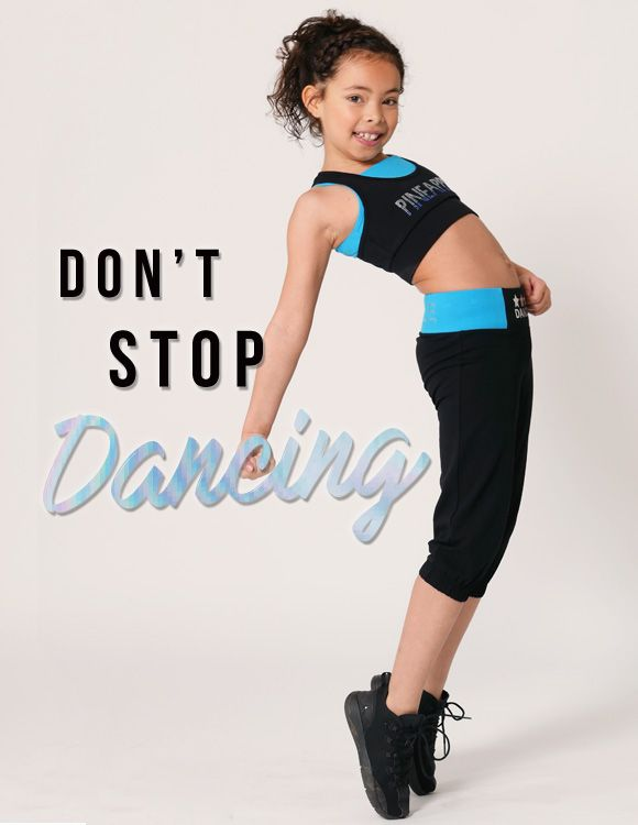 93f47be717c7 Buy Girls' Clothes - Stylish Children's Dance Fashion for Active Kids |  Pineapple