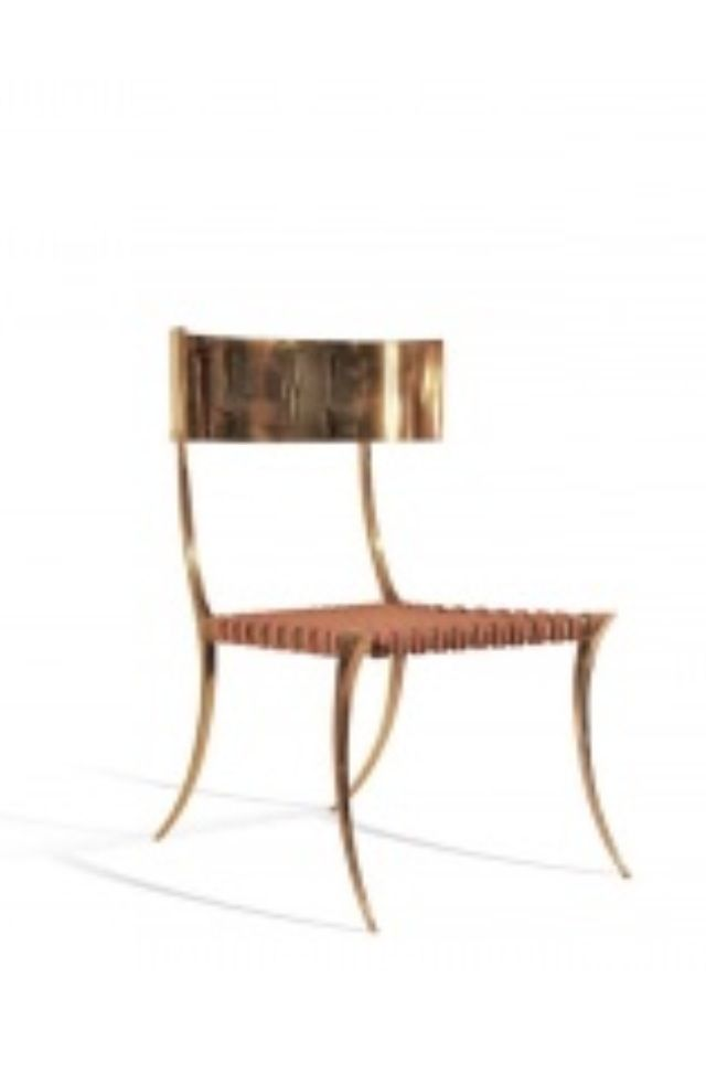 Check Out This Amazing Brass Chair Luxury Furniture Design