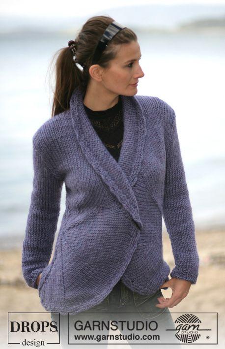 Pin de M@r_@ en Knitting Sweaters Cardigans Vest... | Pinterest