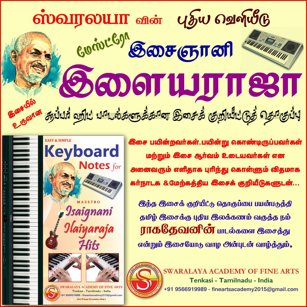 Easy Simple Music Keyboard Notations For Beginners Buy