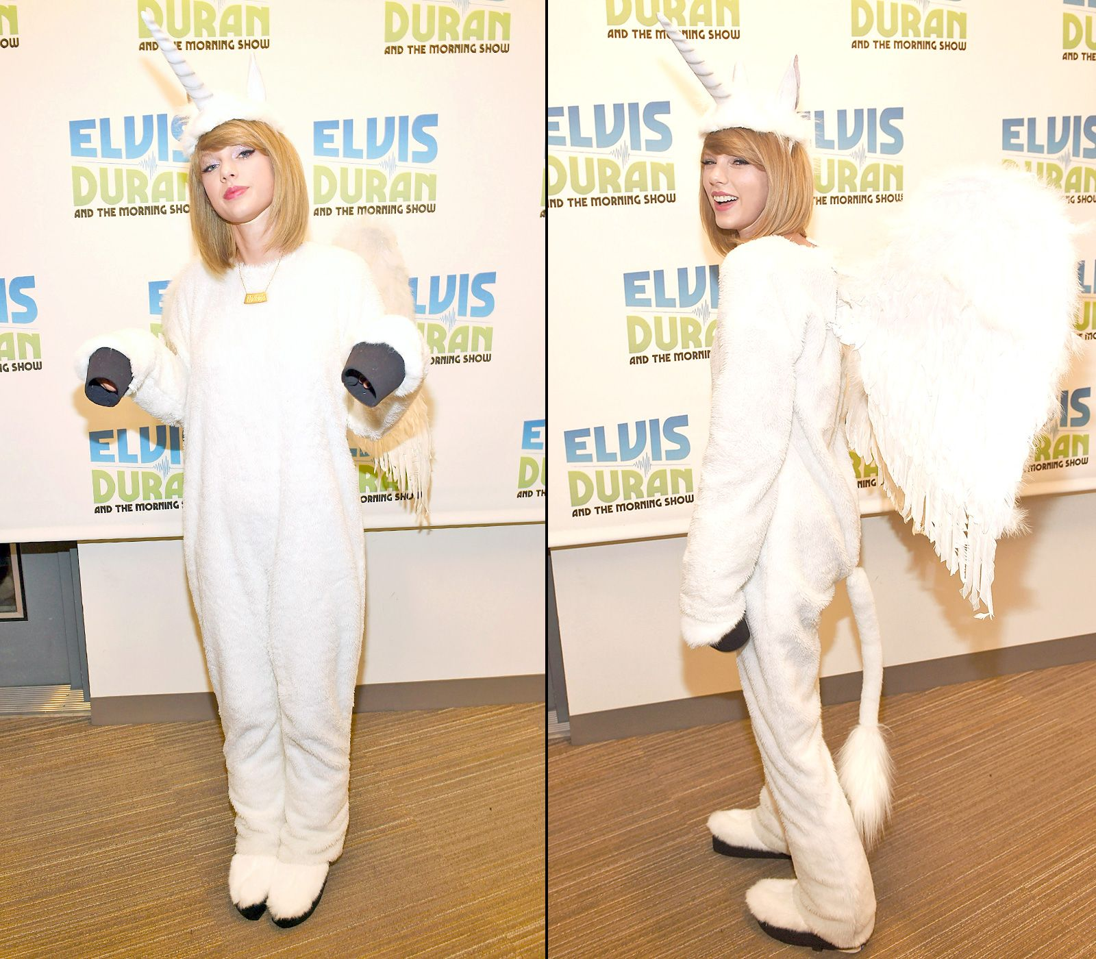 See Taylor Swift's 2014 Halloween Costume—She's a Pegacorn ...